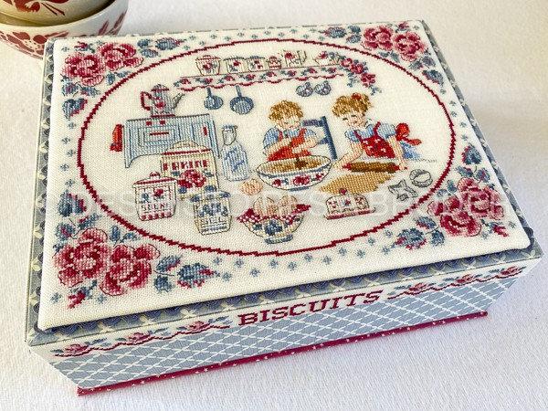 kit boite à biscuits