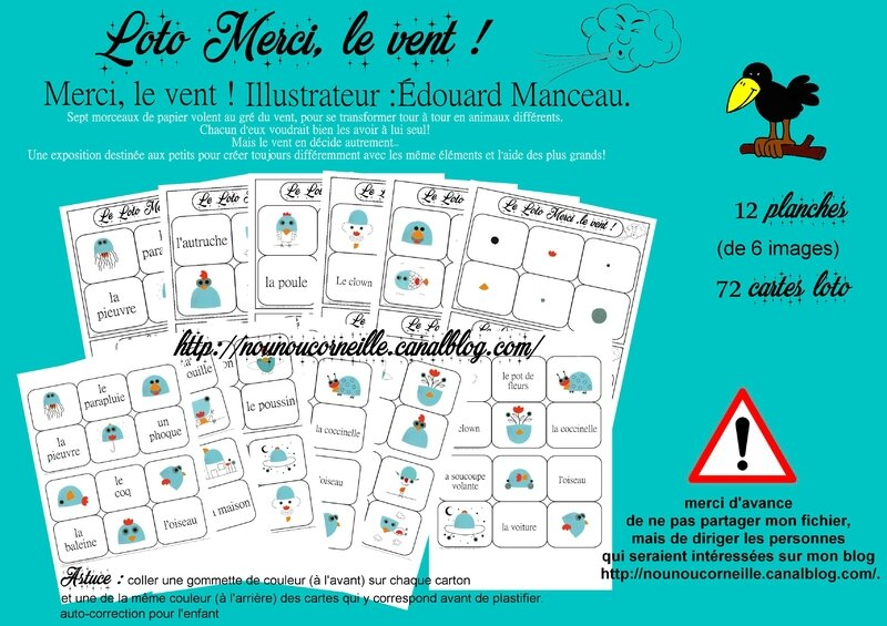 preview Loto merci le vent