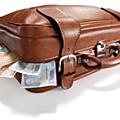 Valise multiplicateur d'argent