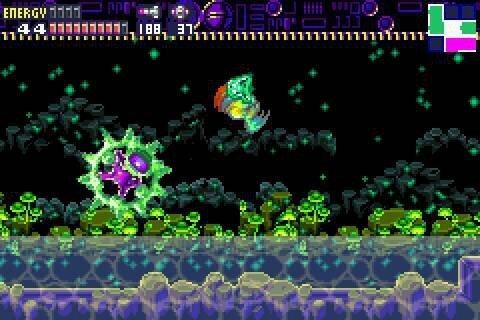 TEST: METROÏD FUSION (GameBoy Advance) suite et fin