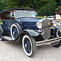 Ford model a 2door phaeton 1930