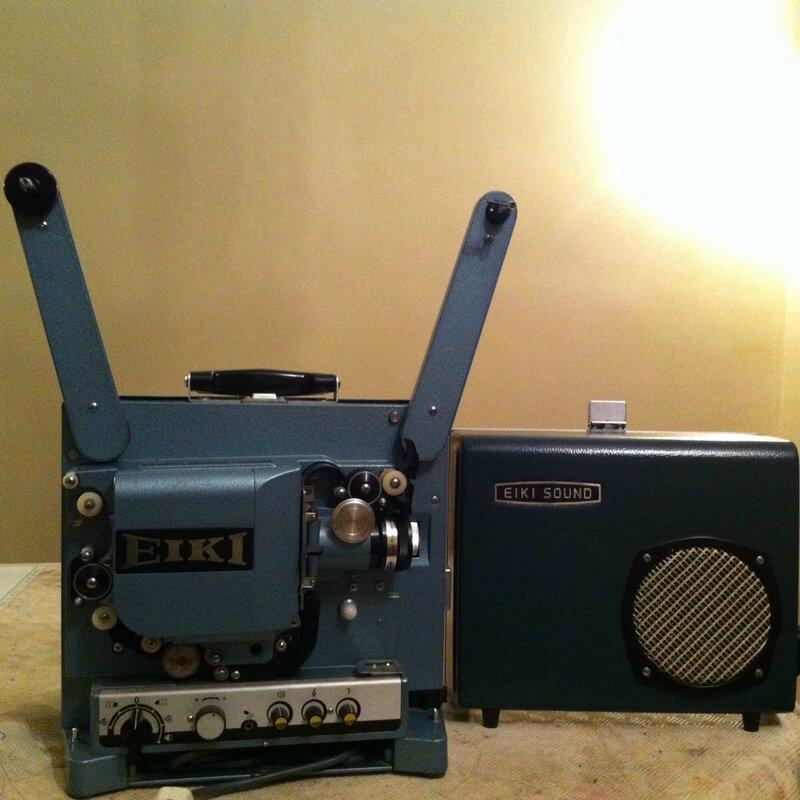 Projecteur 16mm Eiki