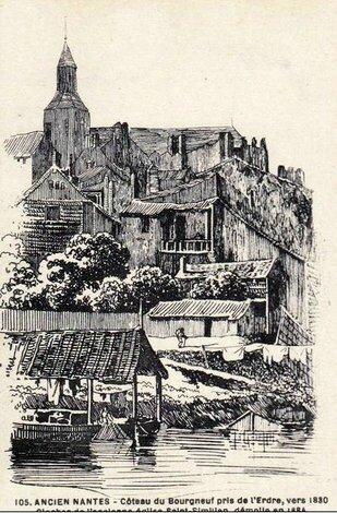 Nantes - côteau du Bourgneuf