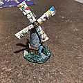 Warmaster forgeworld windmill / moulin à vent