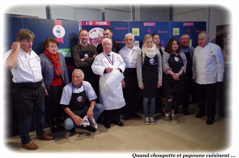 concours culinaire FFC- 2383