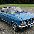 Opel olympia a 1900 coupe 1967-1970