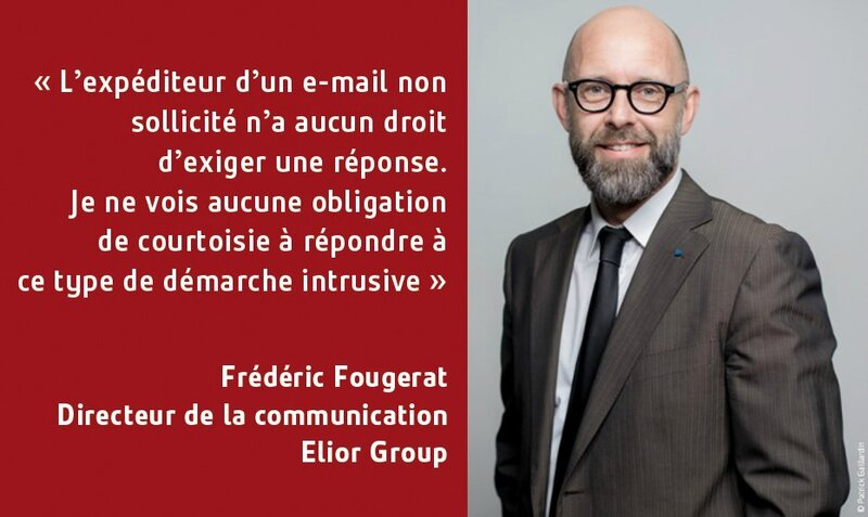 Frederic Fougerat - Elior Group