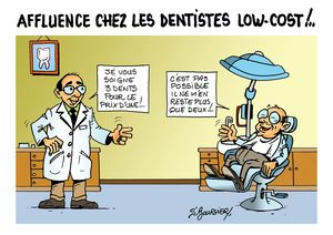 Dentiste coul web