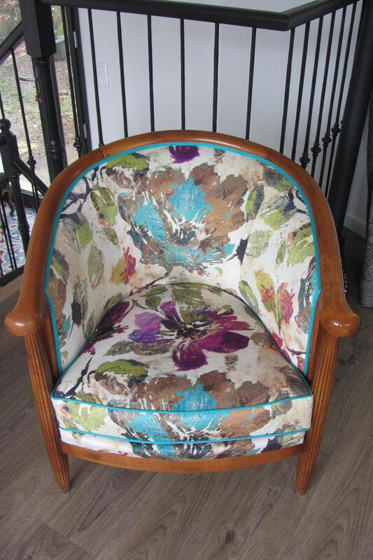 côté sièges tapissier décorateur