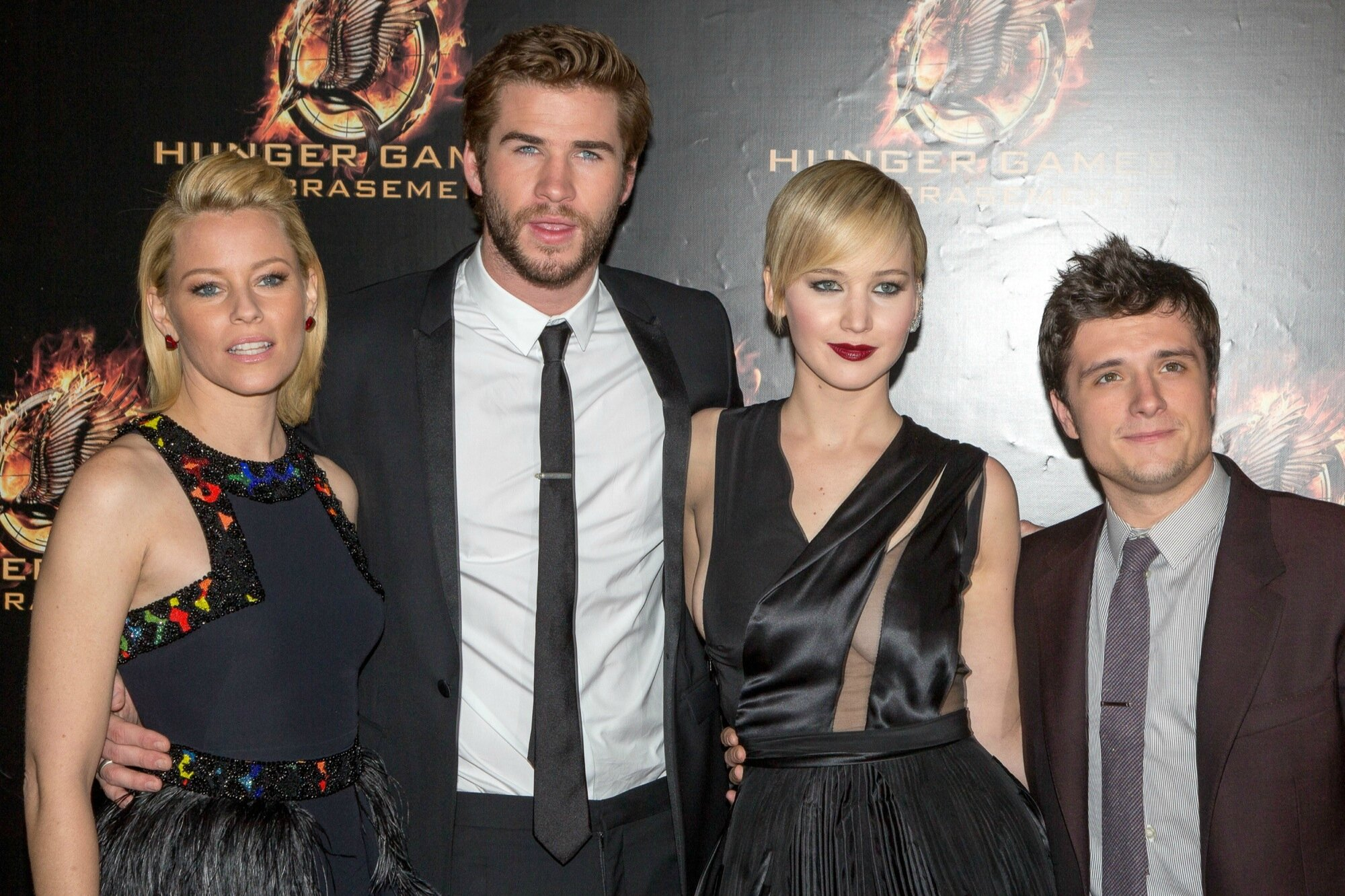 Catching Fire Premiere Paris01