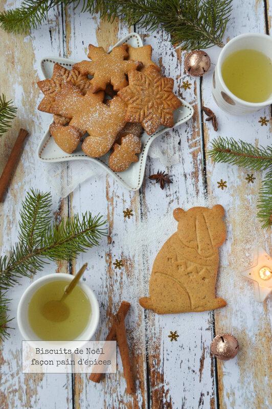 biscuit noël pain épices miel sans lactose (2)