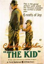 CPM Affiche film The kid