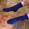 Mes premières chaussettes