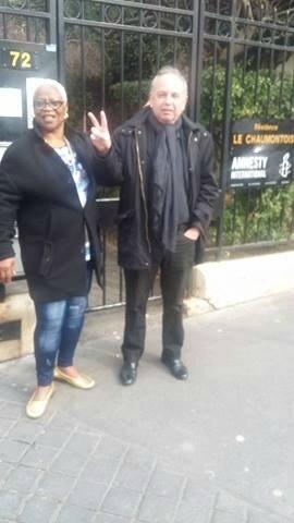 La question des Prisonniers politiques au menu des échangent entre Amnesty International et la société civile en France