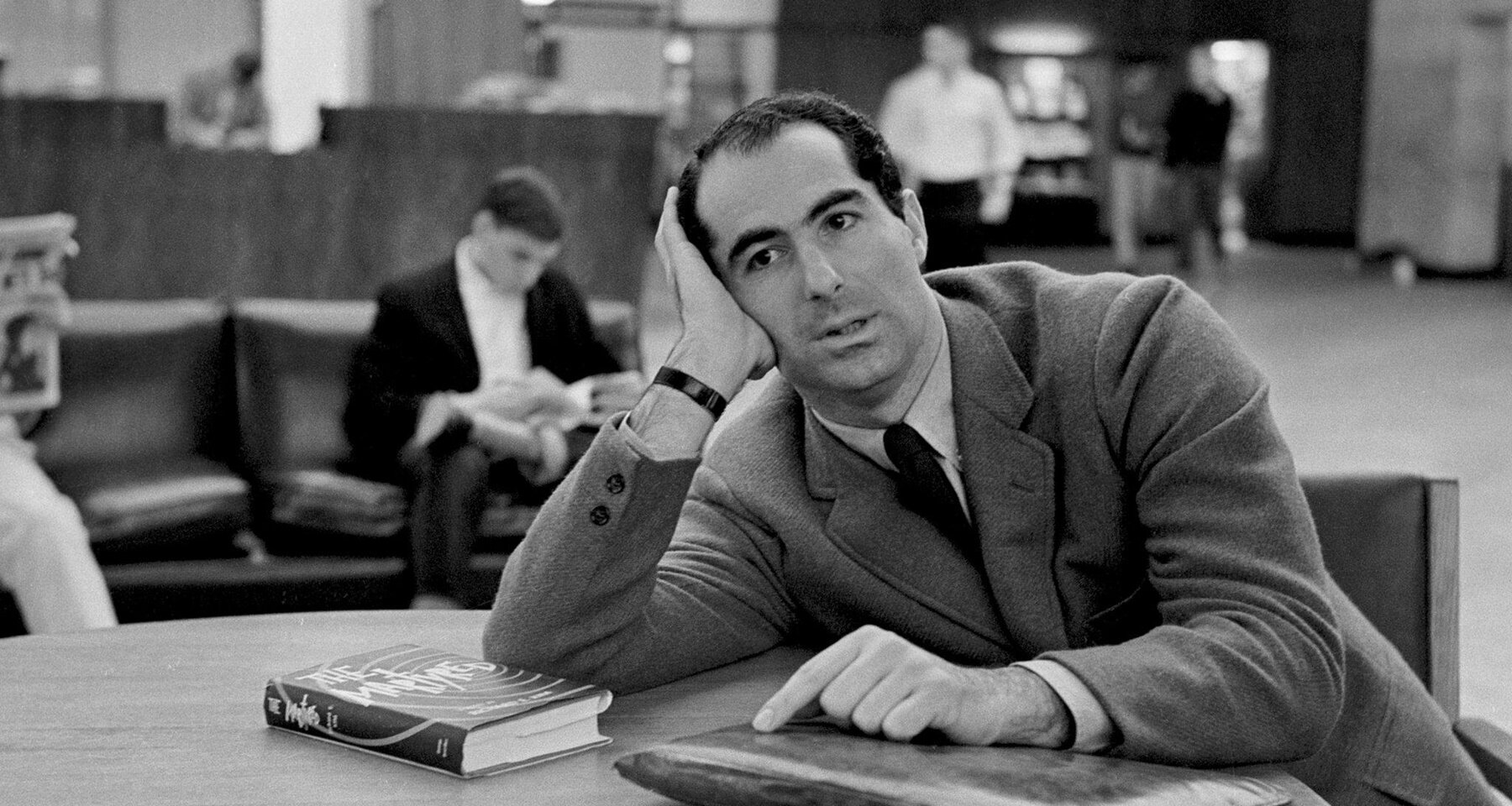 PHILIP ROTH - MES LECTURES CLASSIQUES