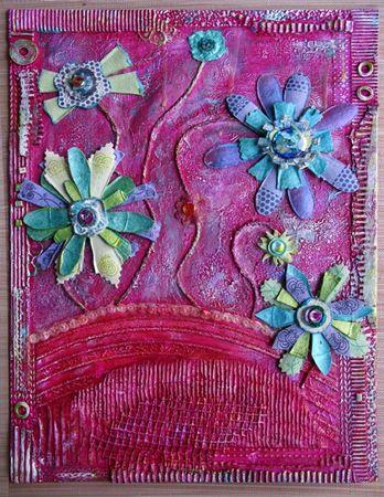 2012-Bouquet rose 1