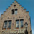 BRUGES - architecture flamande