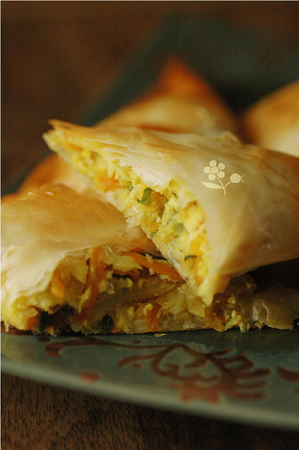 Triangles_filo_aux_legumes__curry___tofu_soyeux_2