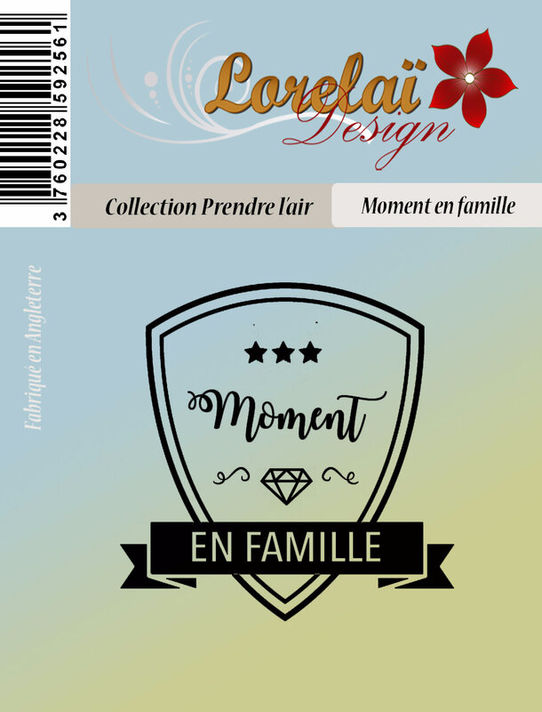 moment en famille PACKAGING