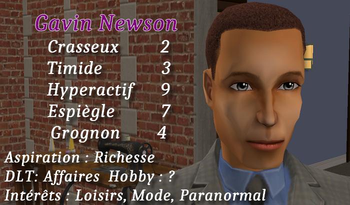 Gavin Newson