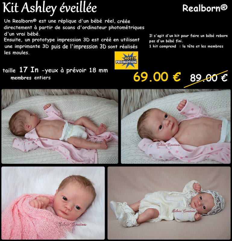 ashley eveille promo