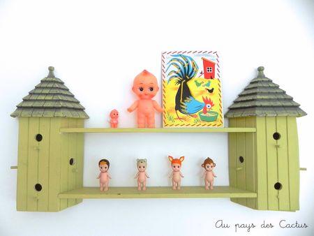 Chambre d'enfant Apolline et Félicie Au pays des Cactus 10