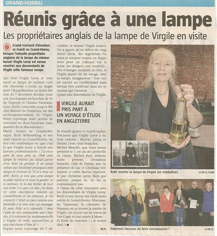 Article PROVINCE20131219 - la lampe de Virgile