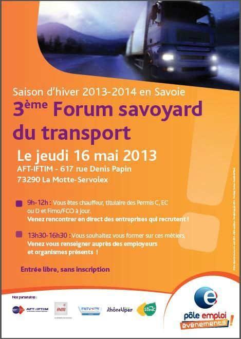 forum transport aft
