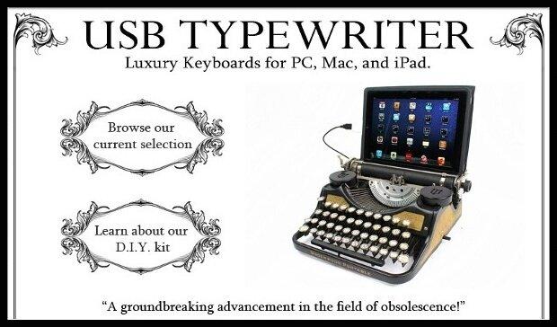 usb typewriter 1