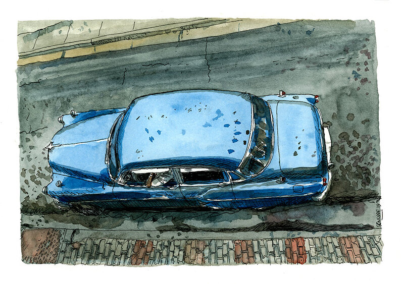 Cuba_Car_color