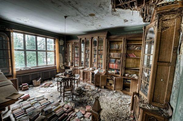Berkyn Manor biblio odin's raven