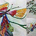 montage papillon 2