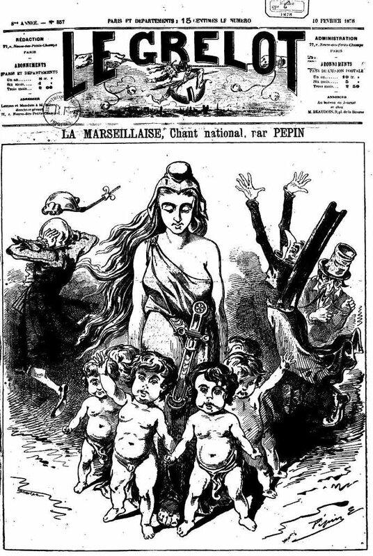 Le grelot Marseillaise