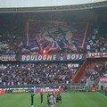 Tifo des Boulogne Boys