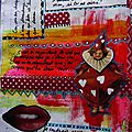 Art journal love to love #1