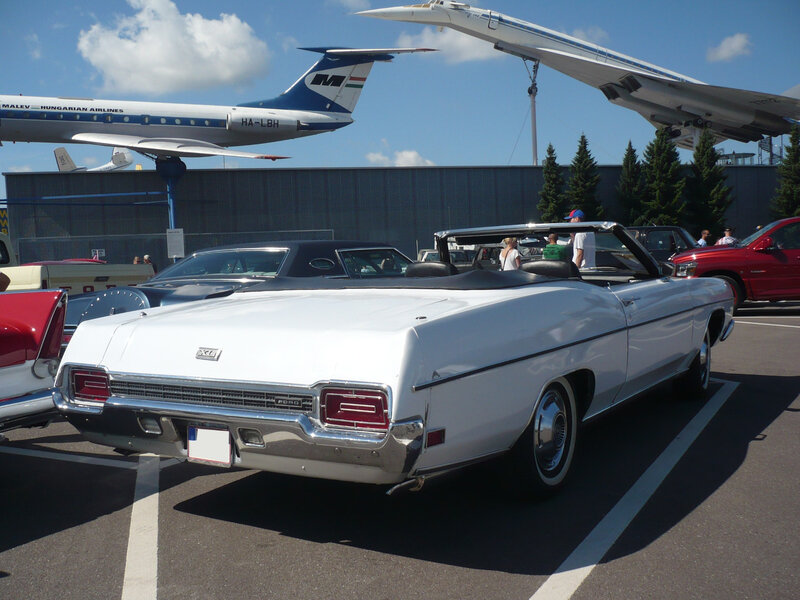 FORD XL 2door convertible 1970 Sinsheim (2)
