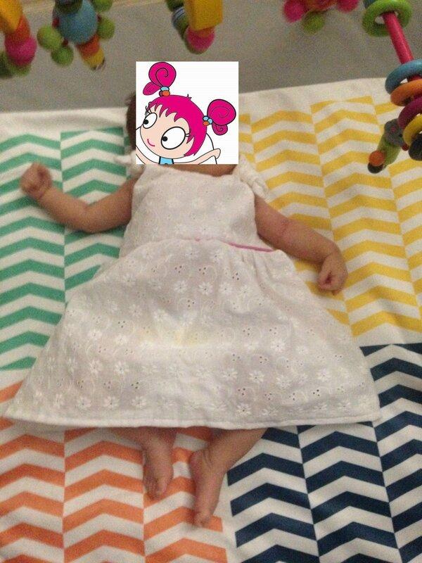 robe bébé 1