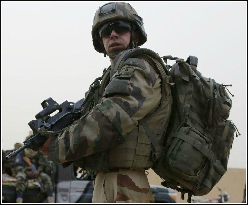 Soldat francais Mali 2016