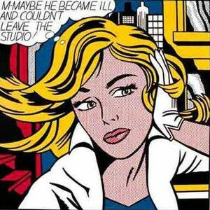 lichtenstein_20m_maybe_20a_20girl