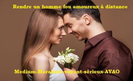 Comment rendre un homme fou amoureux à distance