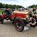 De dion bouton type GP wagen de 1908 (9ème Classic Gala de Schwetzingen 2011) 01