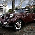 Citroën traction 11 cv cabriolet-1935