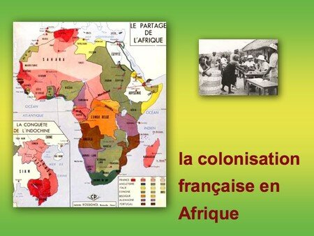 Colonisation africaine dissertation