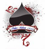 logo Poker Saloon 1842