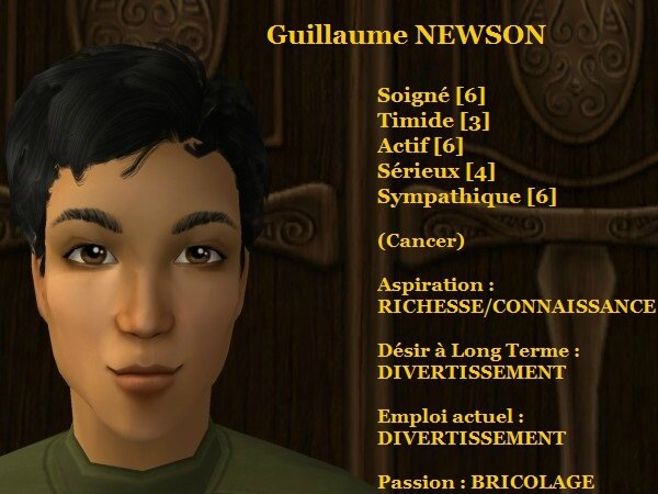 Guillaume NEWSON