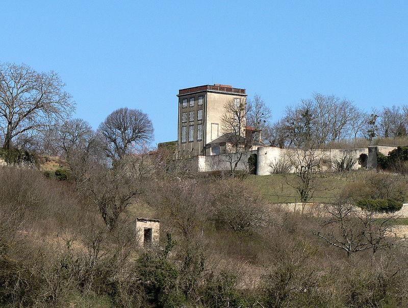 château de Beauregard-l'Evêque