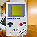 Ma nouvelle gameboy