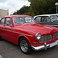 VOLVO 122S Amazon berline 3 portes 1970 Créhange (1)