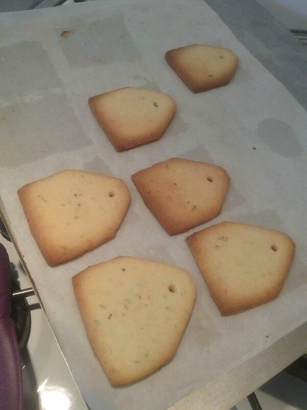 Biscuits sachets de thé 027