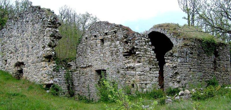La Couvertoirade Saint-Christol 1